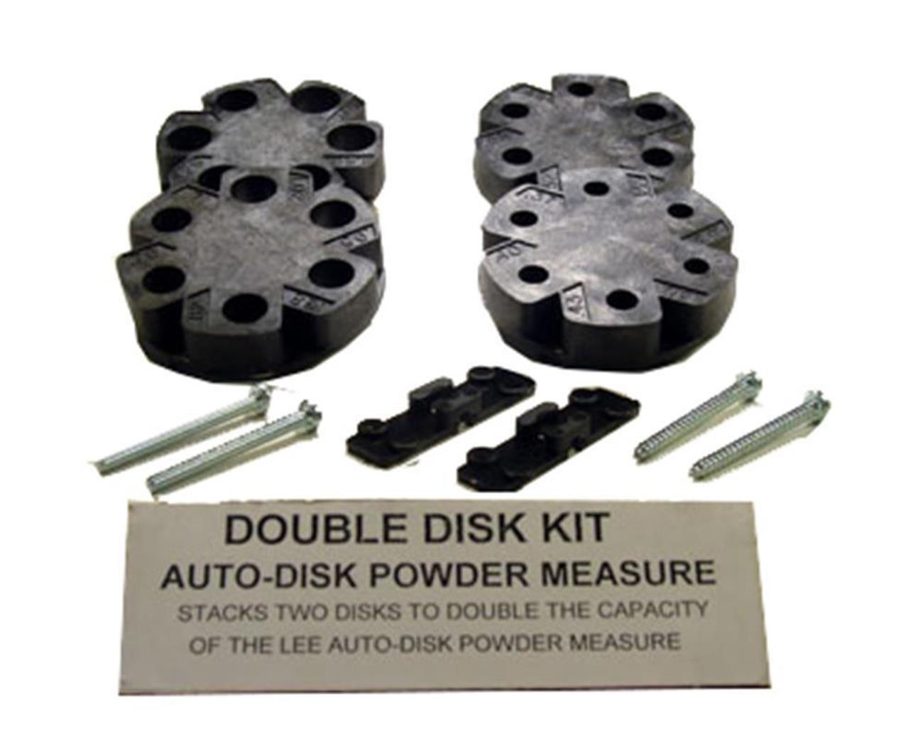 Double Disk Kit For Auto Disk Powder Measure