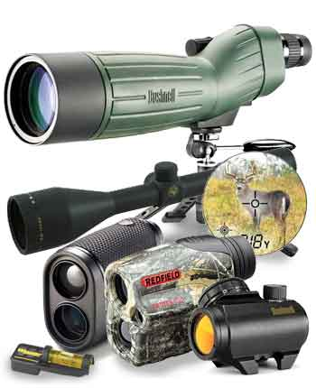 Scopes - Range Finders