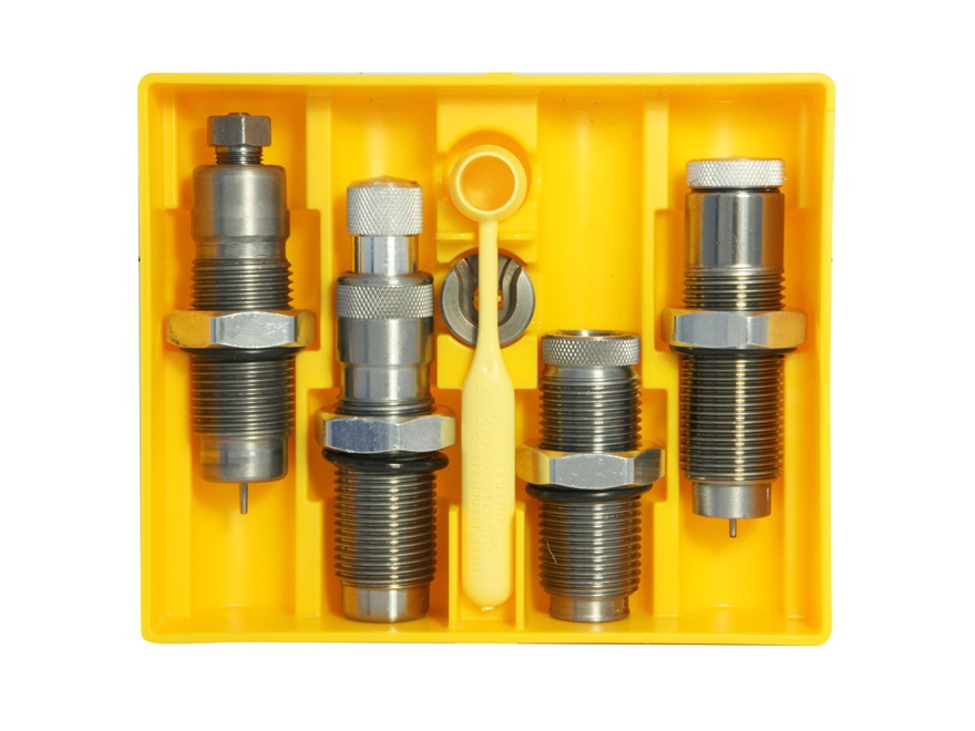 Ultimate 4-Die Set 22-250 Remington by Lee